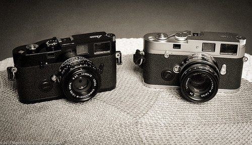My Leica MPs