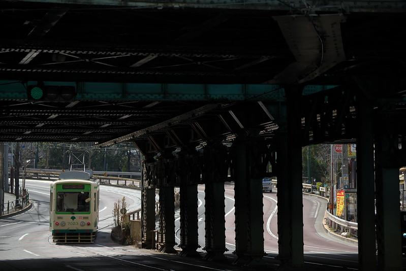 Tokyo Train Story 都電荒川線 2015年2月28日