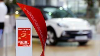 Ausgezeichneter Start ins Jahr: Opel räumt bei Preisverleihungen ab