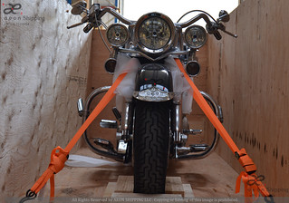 Classic / VInatge Motorbike Shipping from USA to Dubai UAE Import