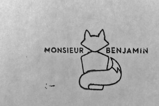 Monsieur Benjamin - Sign by roland luistro, on Flickr