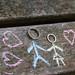 Love chalk by Dale Zimmermann Photography