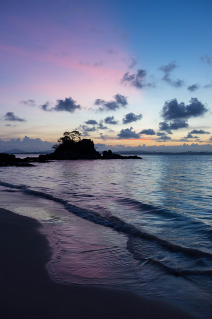 Pulau Kapas Sunset