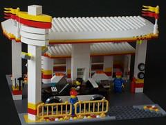 Gas Station (W.I.P)
