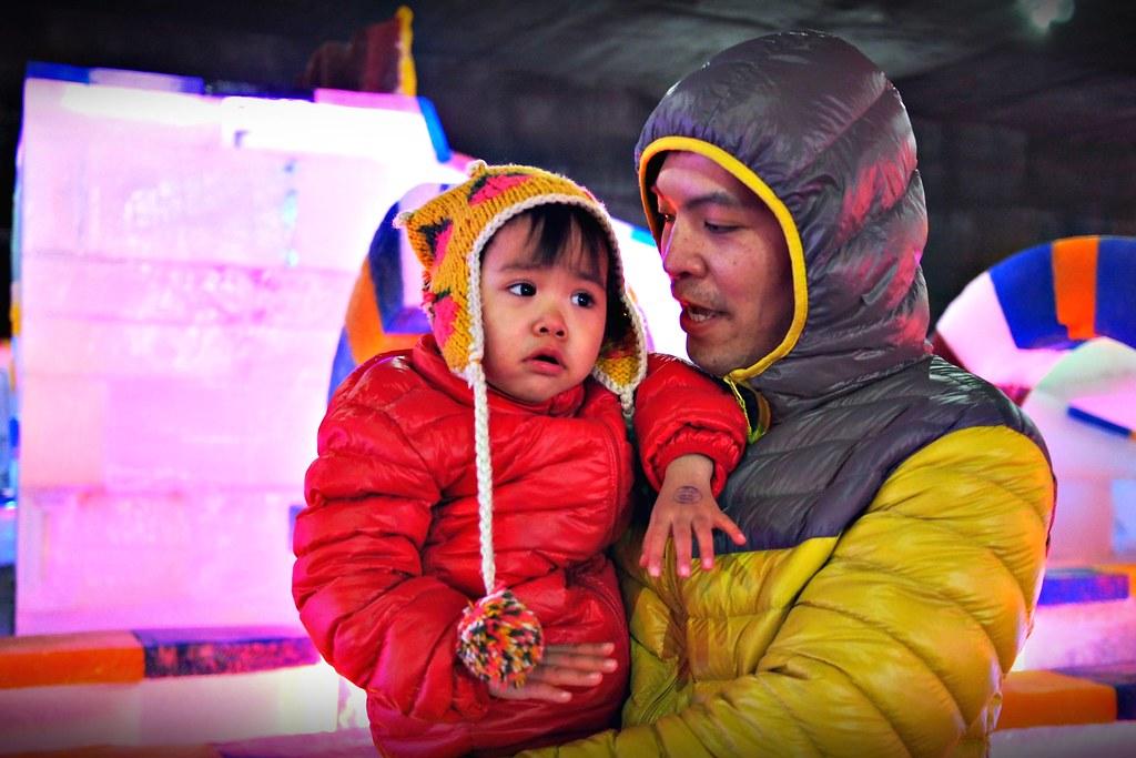 台中高鐵-2015正宗哈爾濱冰冰燈冰雕展-62