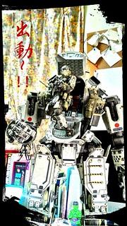 【玩具人電尻仙貝投稿】threezero 《神兵泰坦 TitanFall》1/12 Atlas 均衡型機甲 開箱報告短劇