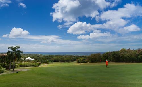 Golf at The Four Seasons Resort, Nevis