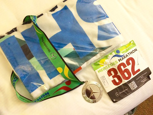 Mercedes Marathon 2015