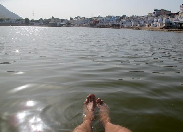India - Pushkar Lake