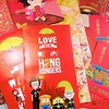 First day to work n got many red pockets:heart_eyes::heart_eyes::heart_eyes:#CNY #redpockets #happy #人日
