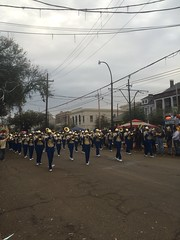 1141 Warren Easton High School Band