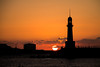 Sunset with Lighthouse