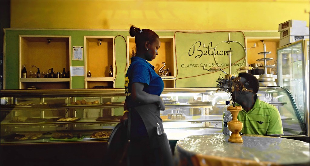 Belmont Cafe, Addis Ababa
