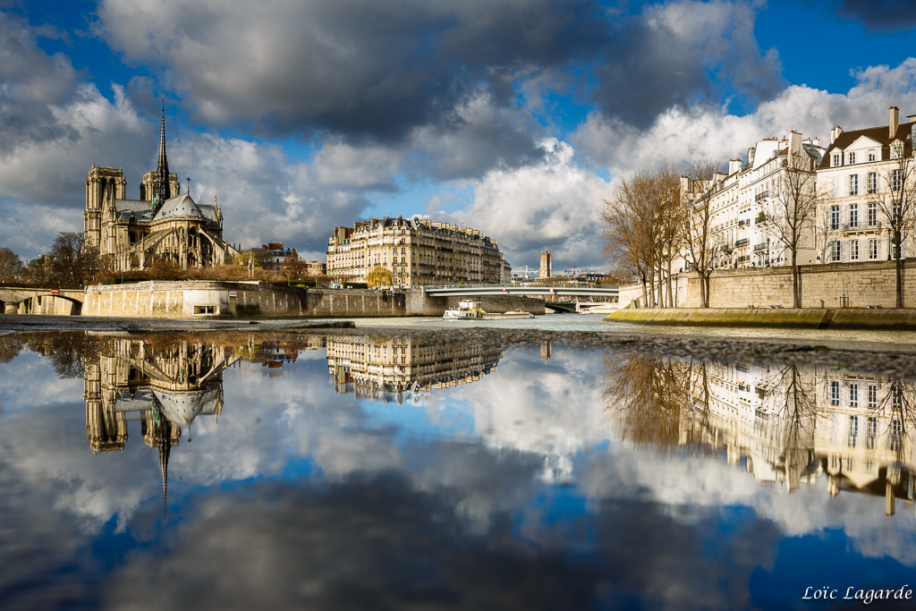 Ile Saint Louis Paris Hotels