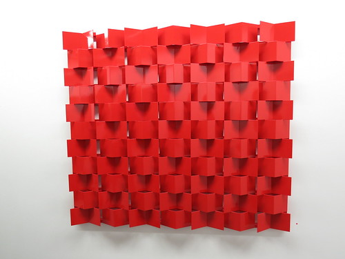Red Zigzag