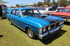 1971 Ford XY Falcon GT Sedan