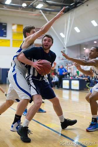 SWC  CT High School Basketball Finals - Bunnell vs. Notre Dame of Fairfield