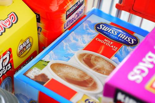 スイスミス SWISS MISS ミルクチョコレート(ココア)