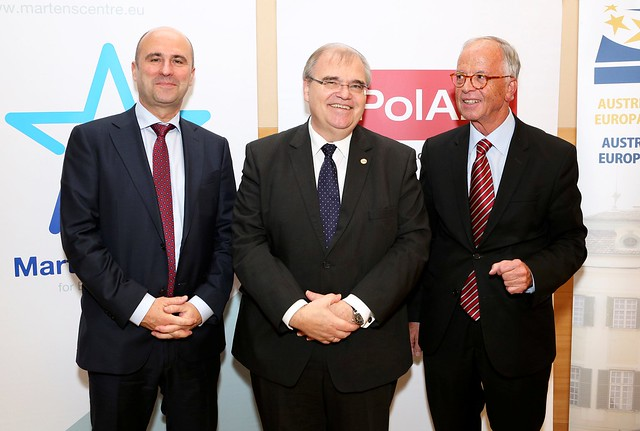 18. Europaforum am 14.11.2014 in der Diplomatischen Akademie Wien
