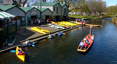 Antigua Boat Sheds Christchurch NZ