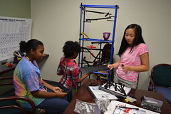 SciGirls Summer Camp