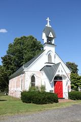 St. John's Episcopal Church, circa 1843, King George, VA