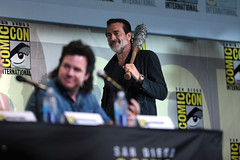 Jeffrey Dean Morgan & Josh McDermitt