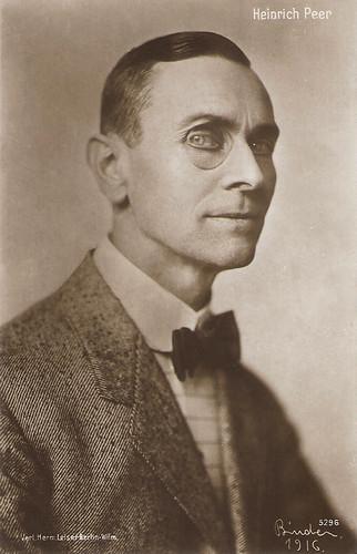 Heinrich Peer