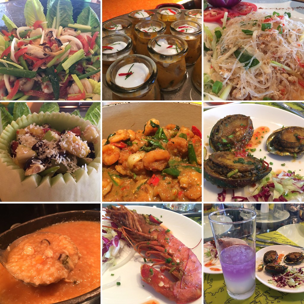 20161002 台北W飯店 The kitchen table 泰國美食節