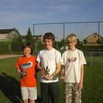 Jeugdschakers Lobos 2009