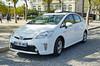 Toyota Prius Taxi Paris 12.9.2016 3775