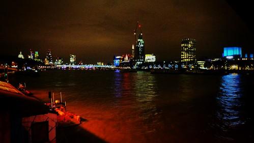 Thames After Dark