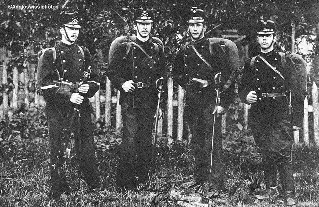 Fritz, Rudolf, Hans, Oscar Gerber 1