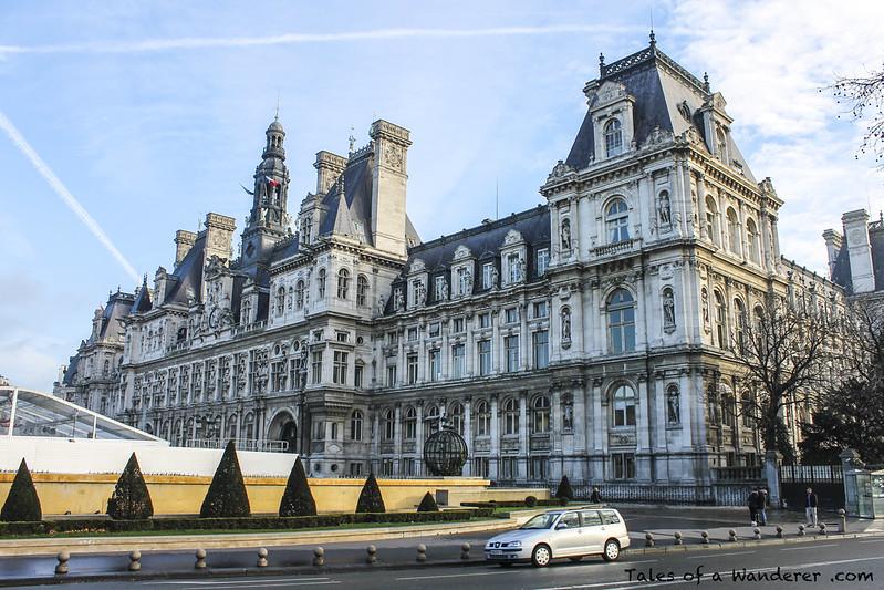 PARIS - Hôtel de ville de Paris