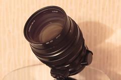 Famous Soviet lens Helios 40-2 85 mm/1.5