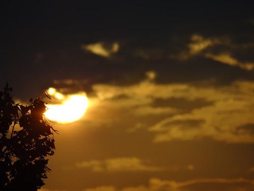 Sonnenaufgang aus stummer Nacht vom  Grübeln zögernde Stunden der kommenden Sonne 01792