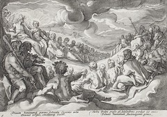 Jupiter Taking Council from the Gods about the Destruction of the Universe LACMA 54.70.1d