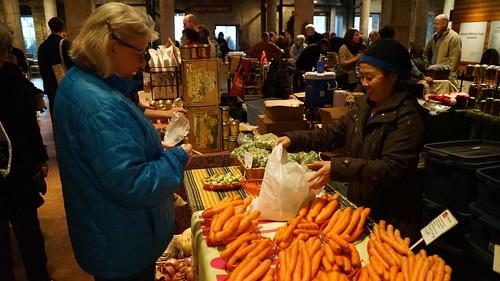 December 13, 2014 Mill City Indoor Farmers Market