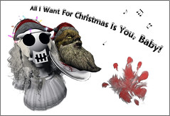 Mrs. Bones: All I Want For Christmas Is You, Baby!