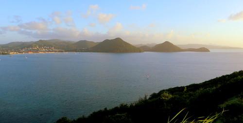 caribbean stlucia pigeonisland stelucie westindies