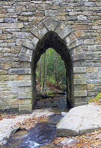 old bridge historic poinsett
