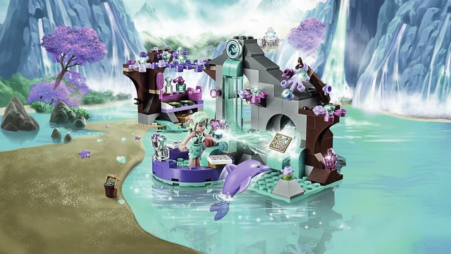 LEGO Elves 41072 - Naida's Spa Secret