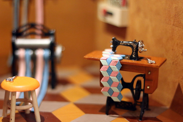 Small Stories: At Home in a Dolls' House, V&A Museum of Childhood