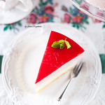 Red Currants Mousse Cake-50
