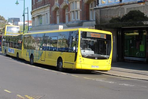 SA802 Yellow Buses