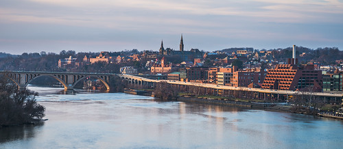 Georgetown Panorama by Geoff Livingston
