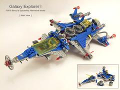 Galaxy Explorer I