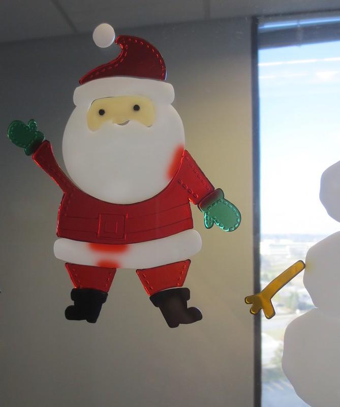 Poor Santa
