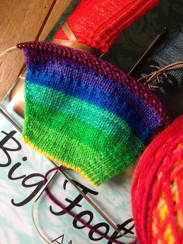 Must Stash Yarn Martian Rainbow