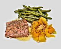 Food Porn:  Balanced Meal